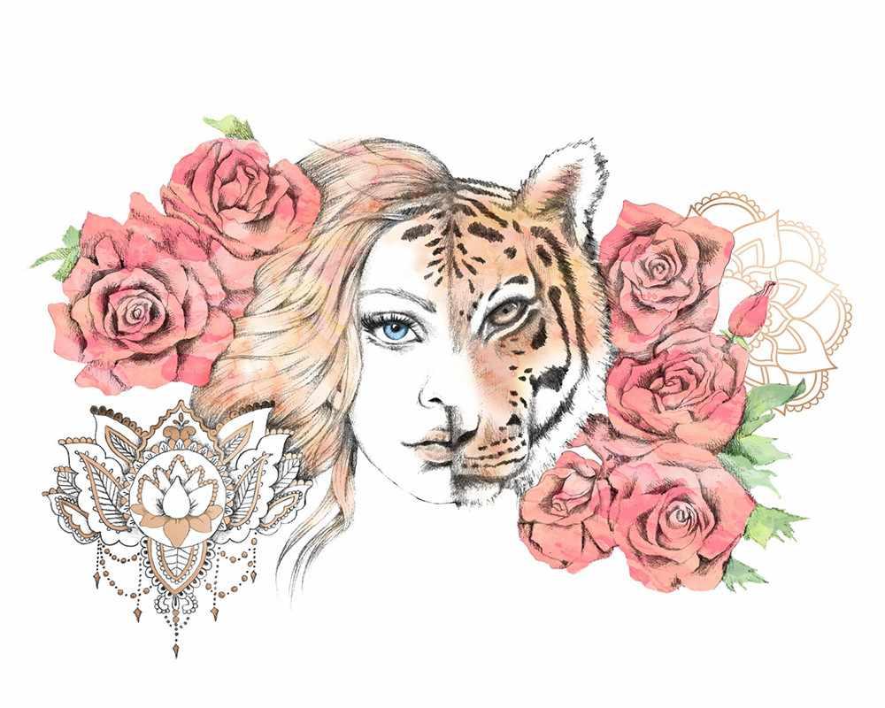 Zen Tigress